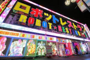 Robot Restaurant Show, Tokyo   #MacroTraveller
