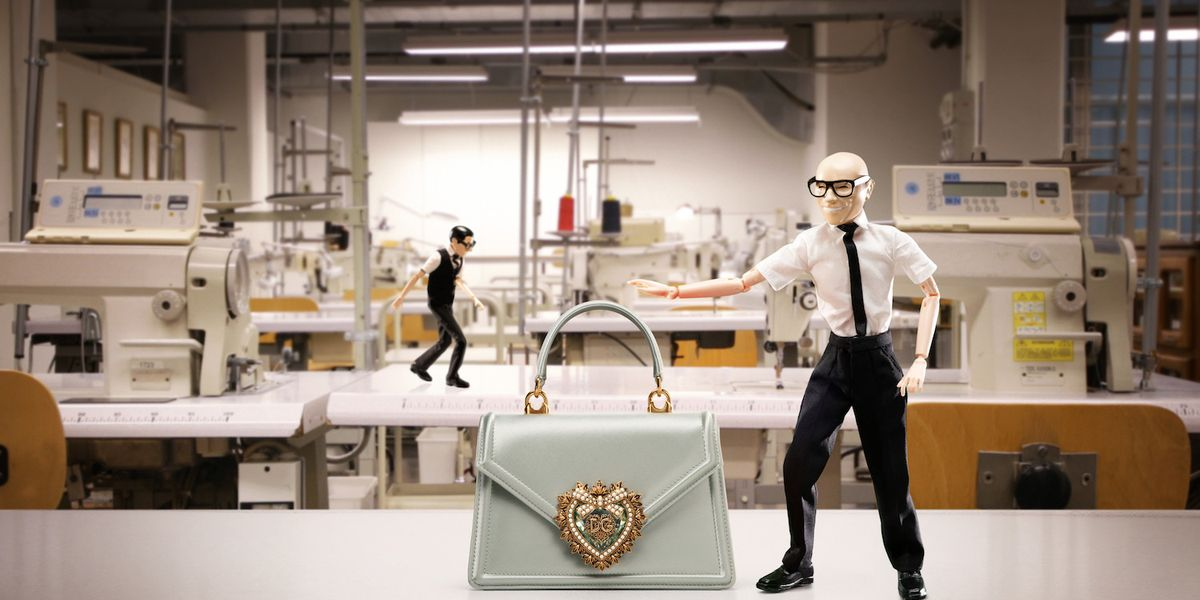 Dolce & Gabbana Debuts Virtual Boutiques for the Holidays