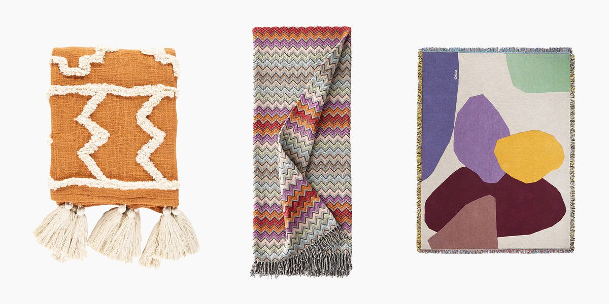 Best Throw Blankets These Super-Soft Blankets Will Make You Forget That Everything is Doomed