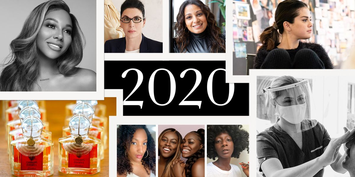 Future of Beauty's 20 for 2020