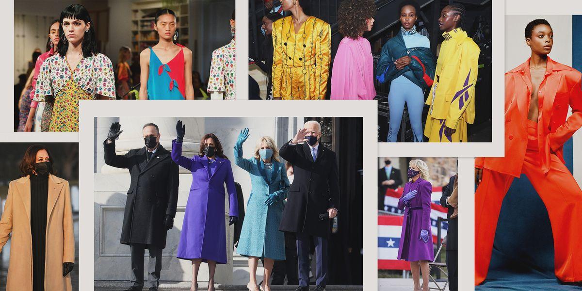 Pyer Moss, Christopher John Rogers Shine in Inauguration Fashion