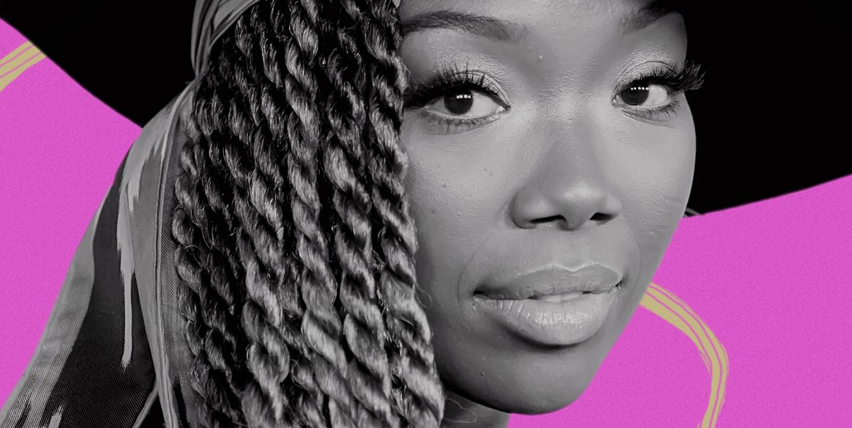 Brandy on Being a Beauty Icon and Playing Moesha and Cinderella