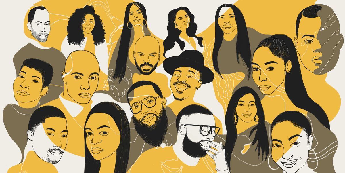 A Celebration of the Tastemakers in Black Beauty