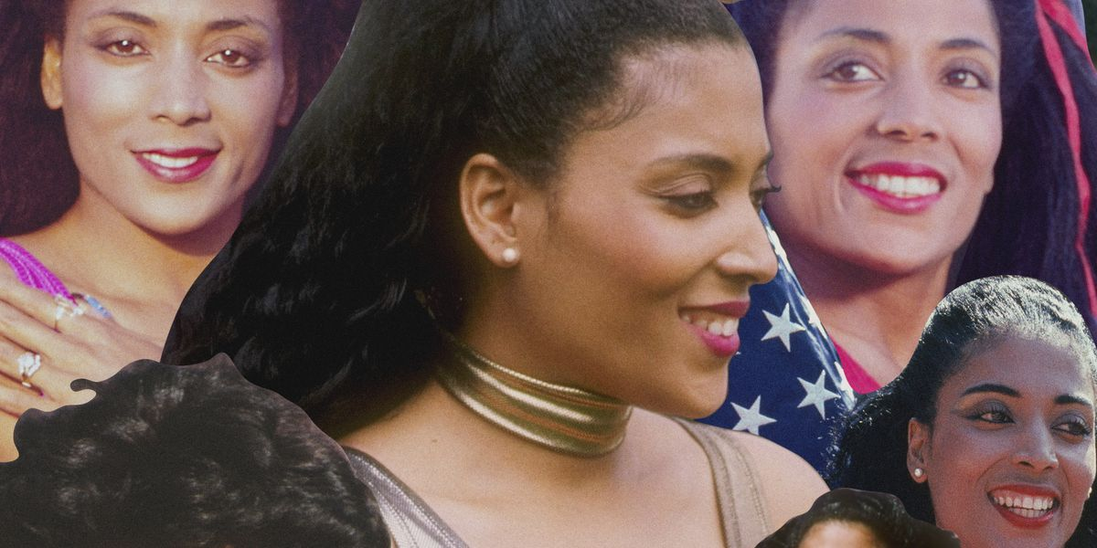 Flo-Jo Stands In Her Blackness and I Do Too