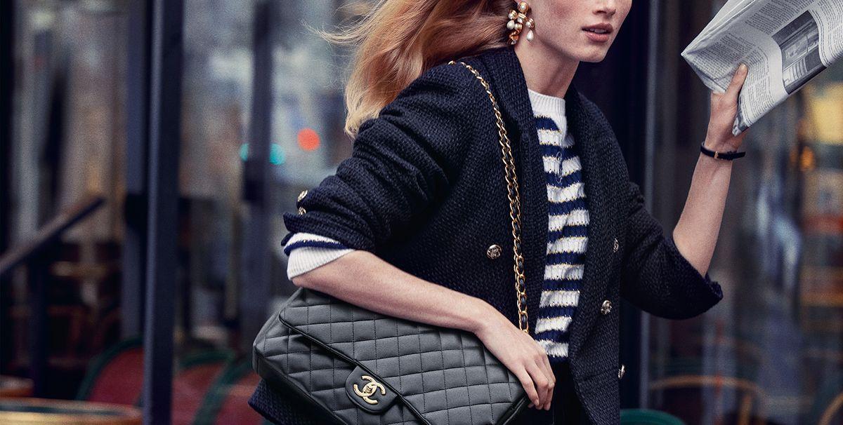 Chanel's New Campaign Celebrates an Icon