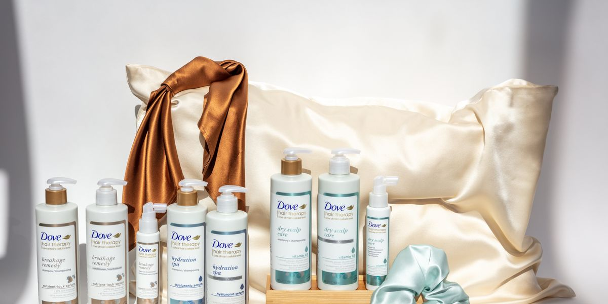 Dove Collaborates with Aurora James and Brother Vellies