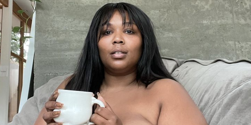 Lizzo on Beauty, Social Media, and Finding Confidence