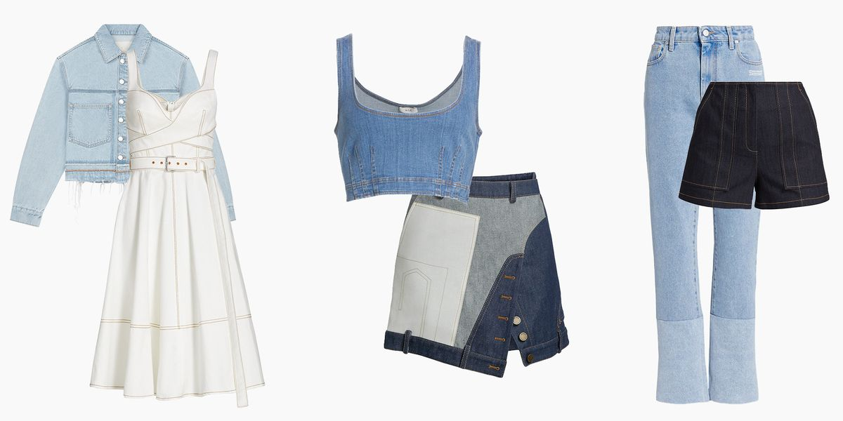 Saks Fifth Avenue Secretly Has So Much Denim On Sale—Here's What to Buy