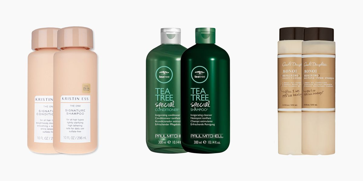24 Ridiculously Affordable Shampoos and Conditioners