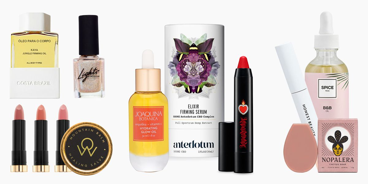 30+ Latinx Beauty Brands To Support Now and Forever