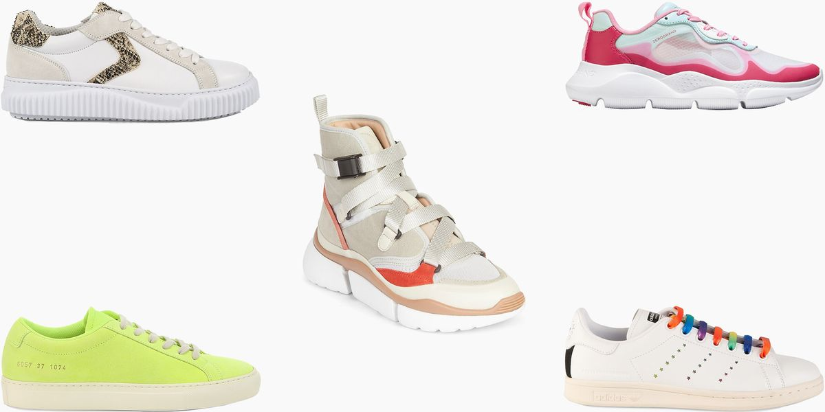 12 Chic Pairs of Sneakers Secretly Discounted At Saks Fifth Avenue
