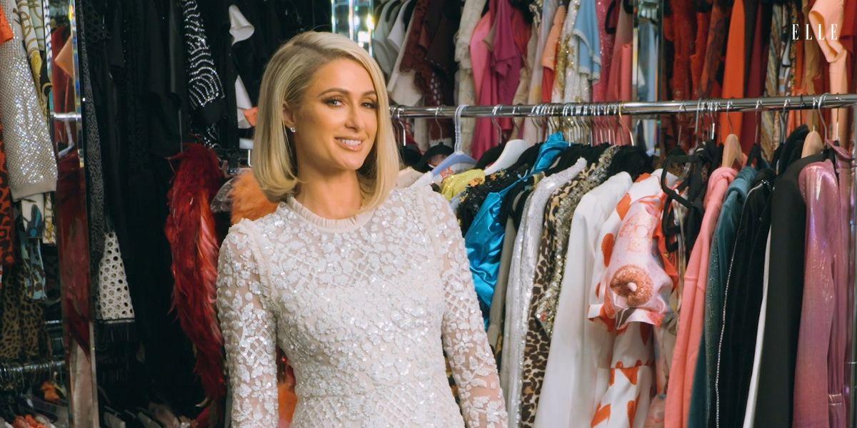 Watch Paris Hilton Give Closet Tour and Talk Biggest Splurge To Date