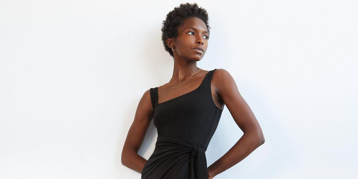 Aritzia Uses Tencel In So Many Amazing Dresses