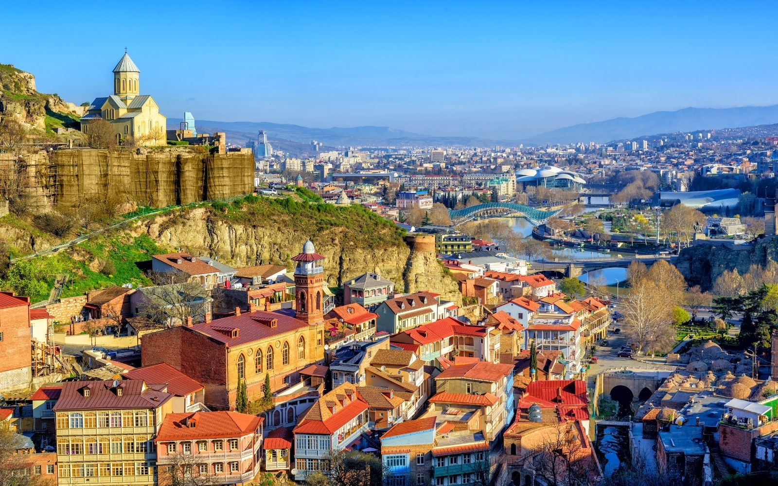 Digital Nomad Guide to Living in Tbilisi, Georgia