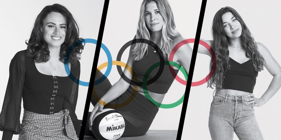 The Hair Products That Our Favorite USA Olympians Swear By
