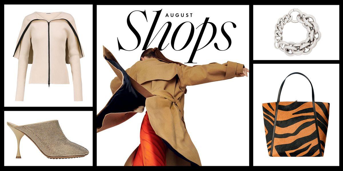 Fall Forward: ELLE's August Shopping Guide