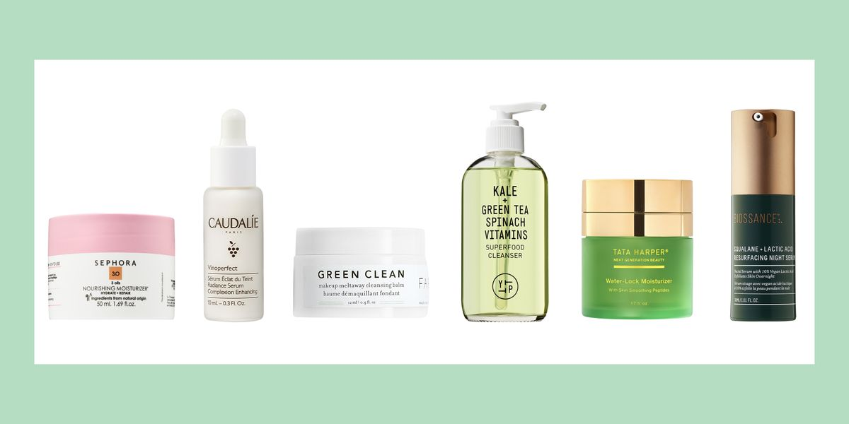 Clean + Planet Positive Skincare at Sephora