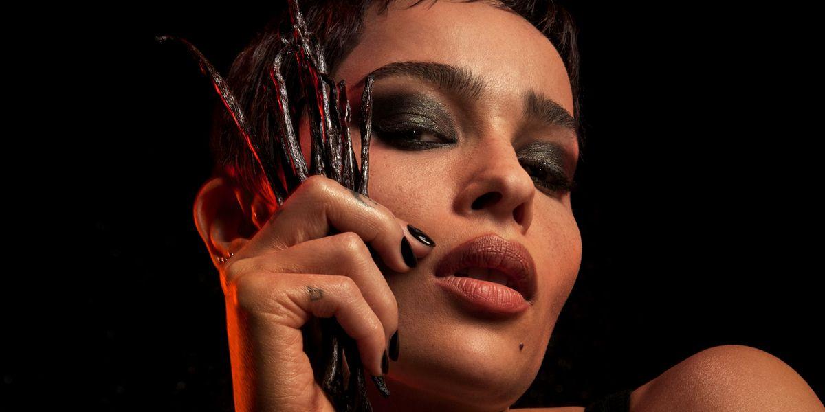 YSL's New Perfume Makes Zoë Kravitz Feel Sexy