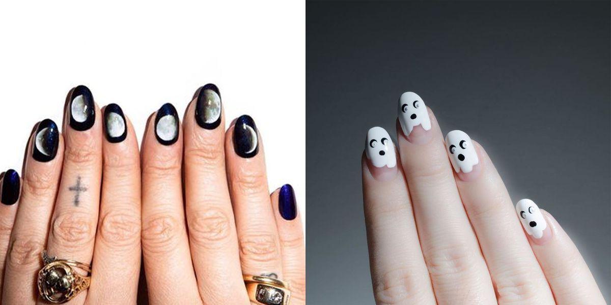 25 Halloween Nail Art Ideas 2020
