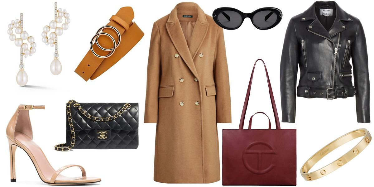 30 Wardrobe Staples You Need Right Now