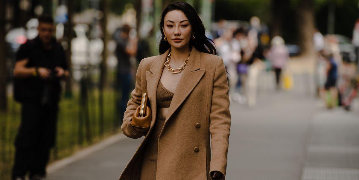 Milan Fashion Week SS22 Street Style